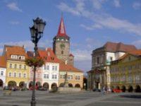 Český ráj - Jičín - náměstí