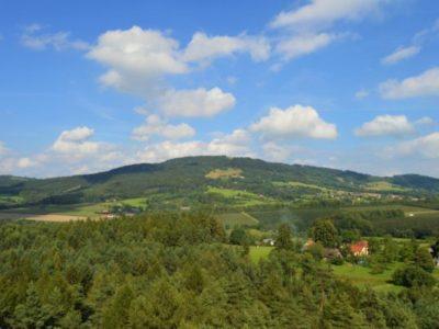 Kozákov hill