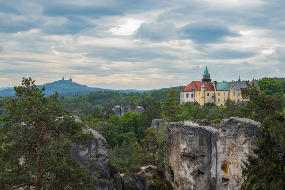 Castle Hrubá Skála
