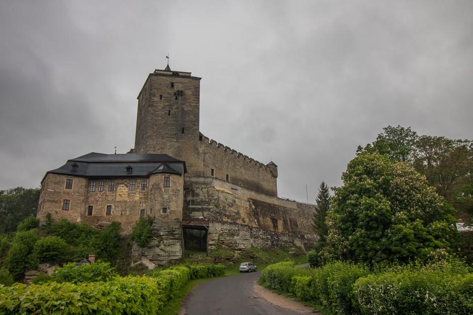 Castle Kost tour