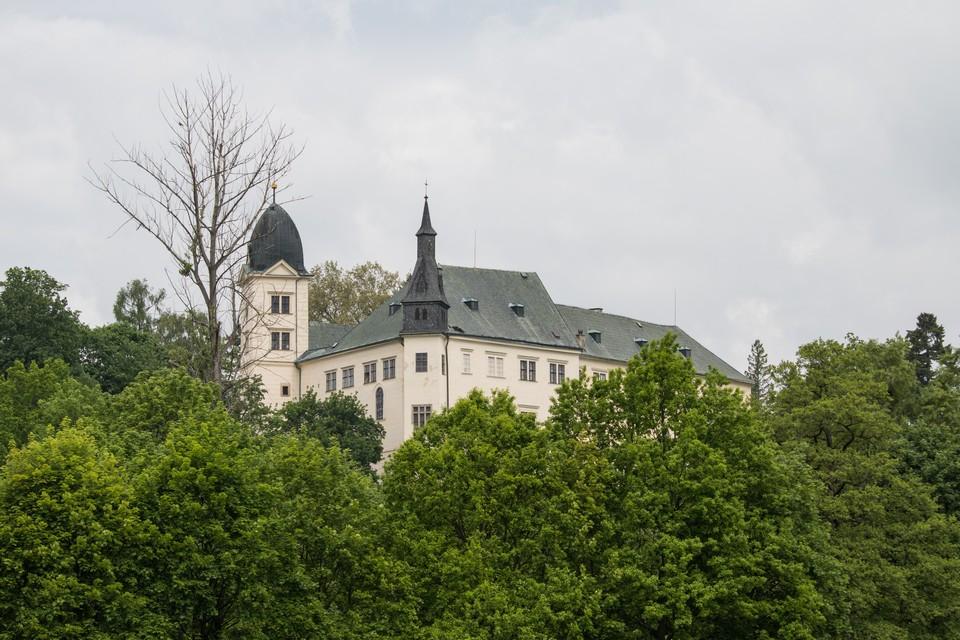 Hrubý Rohozec castle turnov