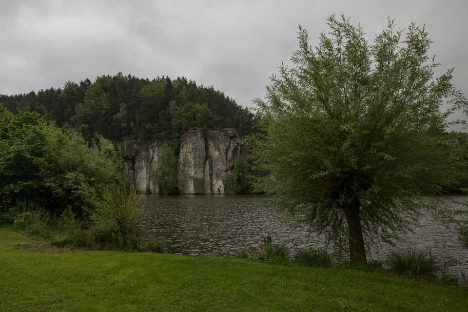 Ponds in the Podtrosecké Údolí - Věžák
