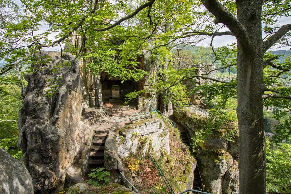 Ruin of Vranov Castle