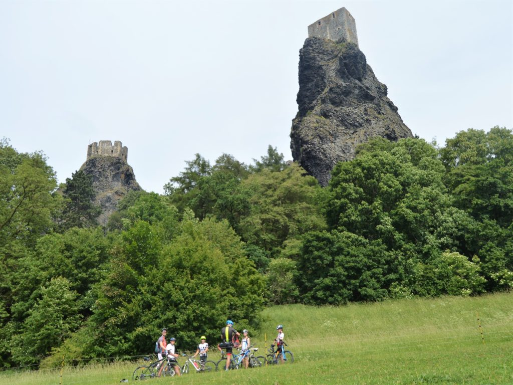 Cycling tours in Bohemian Paradise