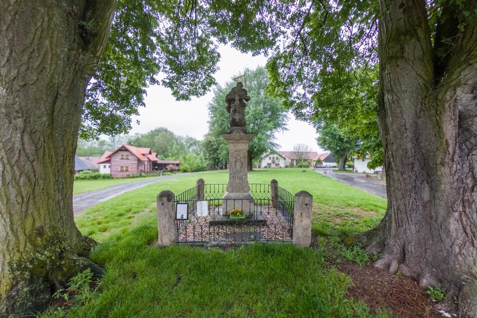 Village Monument Reserve Vesec u Sobotky