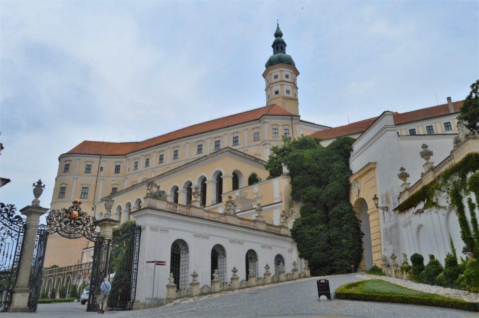 Castle Mikulov