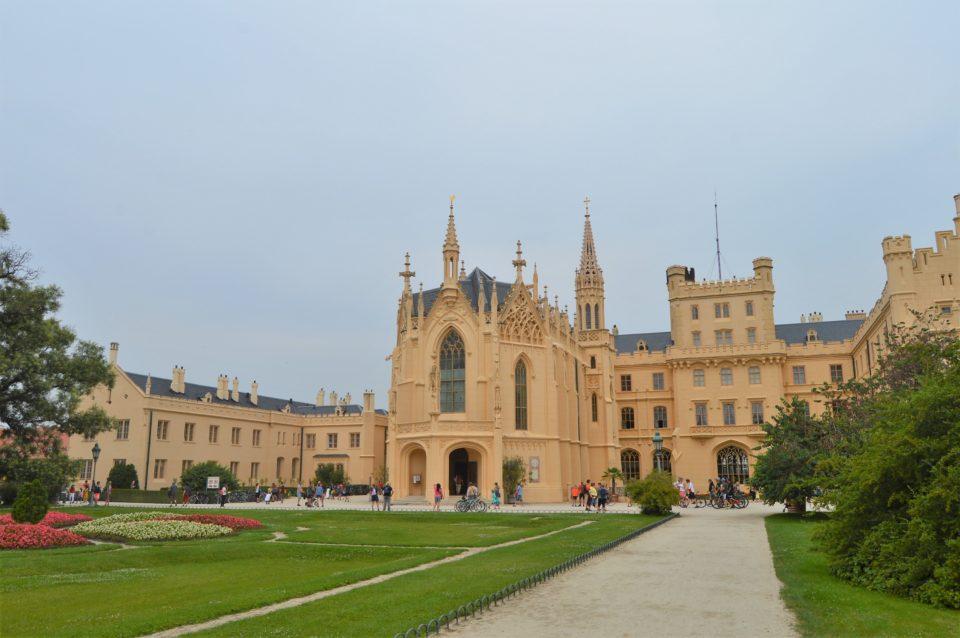 Chateau Lednice