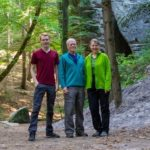 family holiday in Bohemian Paradise czechwalks rewiev feedback